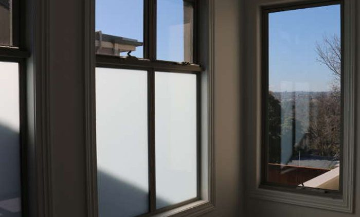 window privacy film bedroom